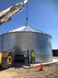 Corrugated Steel Tanks Corrugated Steel Water Tanks Usa Made