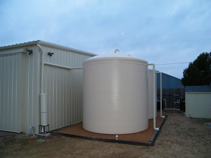 Rainwater Harvesting Storage Tanks And Collection Cisterns