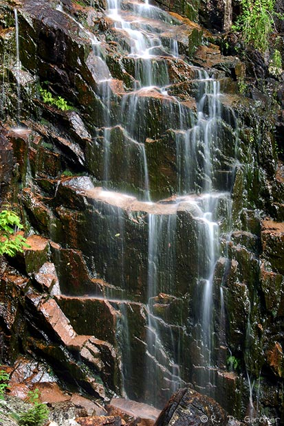 Fall In Maine Wallpaper Hadlock Falls In Acadia National Park Maine