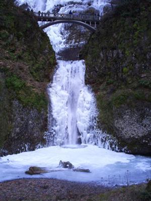 Gorgeous Fall Wallpaper Multnomah Falls Columbia River Gorge Oregon