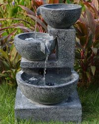 Solar Water Features Solar Powered Fountains ...