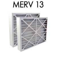 Honeywell 16x25x5 Furnace Filter MERV 13 2 Pack