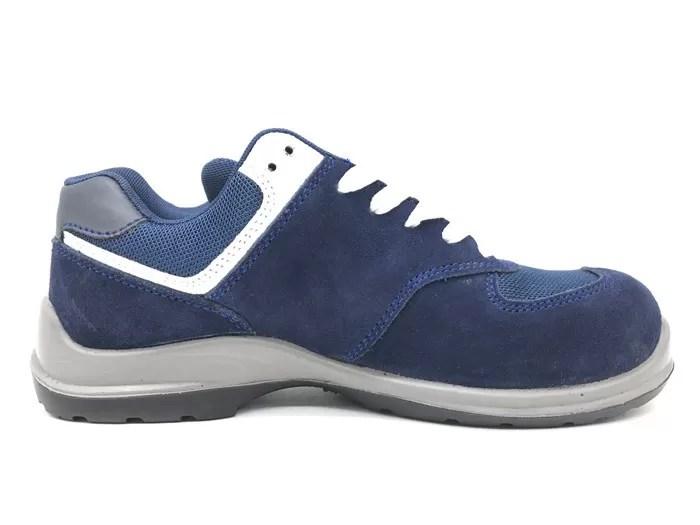 Anti Static No Slip Restaurant Shoes Sole Steel Toe Caps