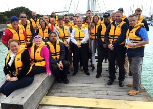Supporting Safer Boating Week 2015