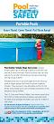 Portable Pools Brochure