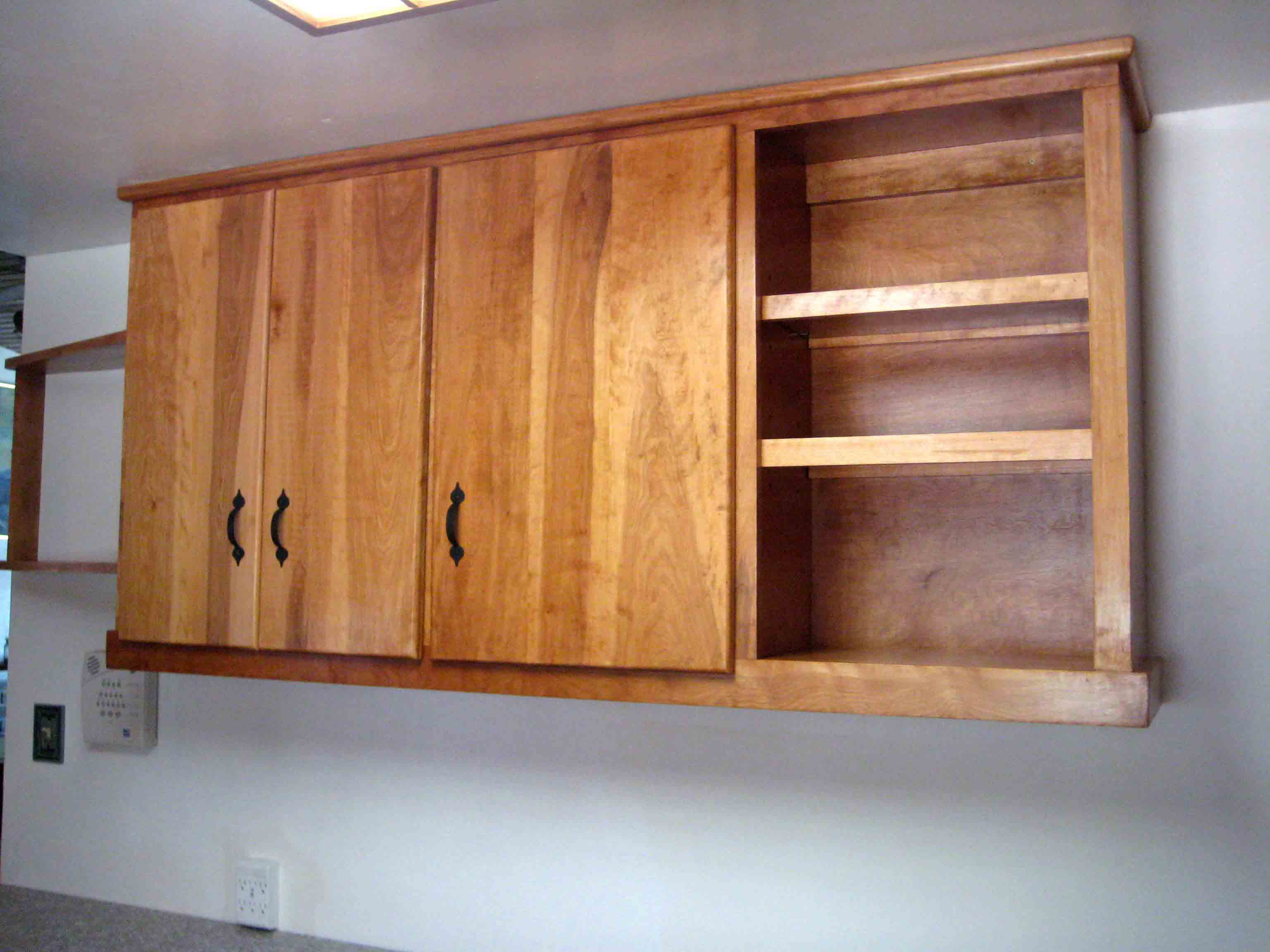 kitchen cabinet doors birch - Birch Kitchen Cabinet