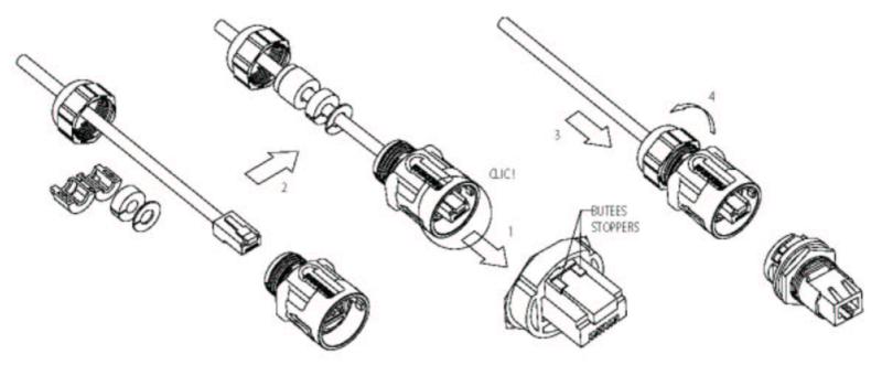 rj45 wiring diagram stripe