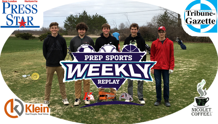 Prep Sports Weekly Replay podcast 40 - Waupaca County Post