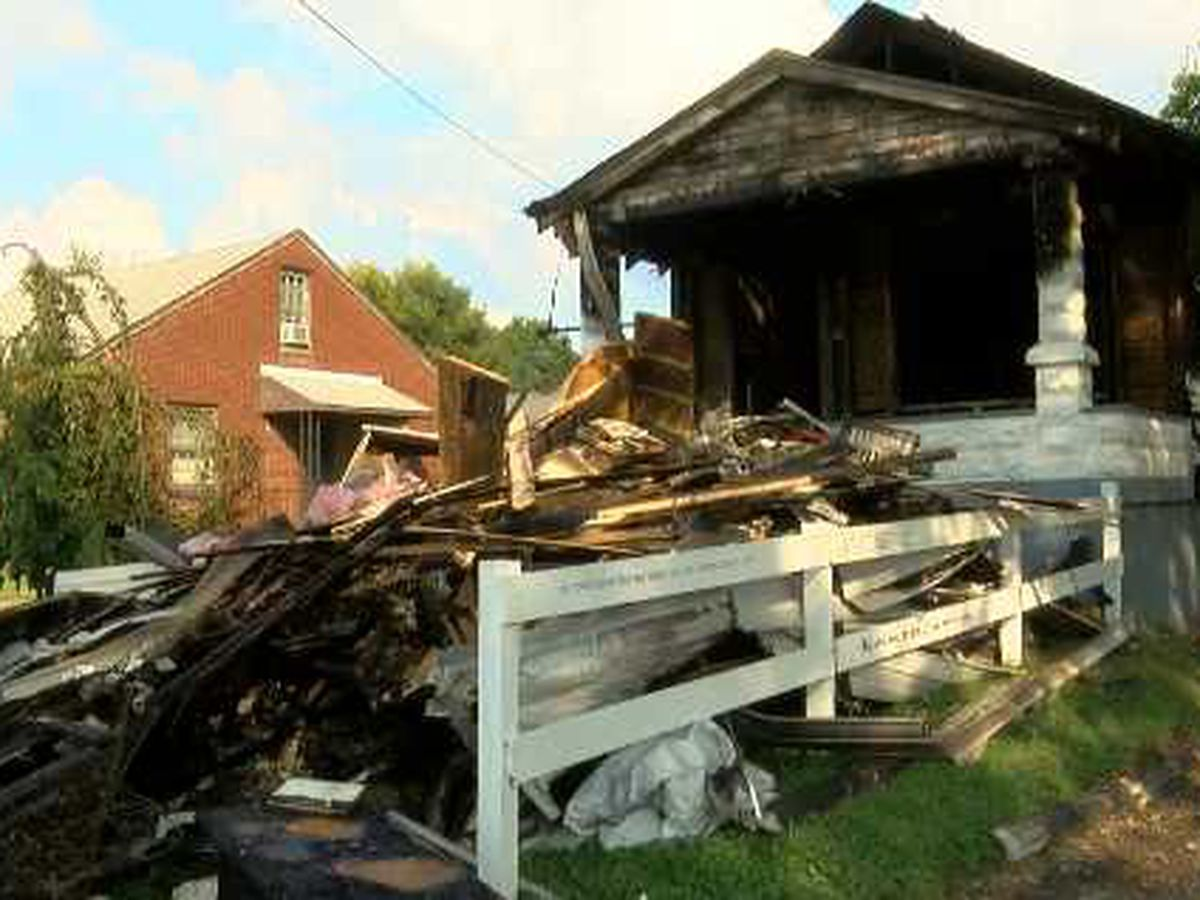 Louisville Man Charged With Arson In 6th St House Fire