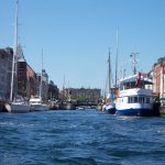 A photo from JU Prof. Dennis Stouse's trip to Copenhagen.