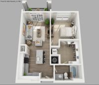 Solis Apartments Floorplans