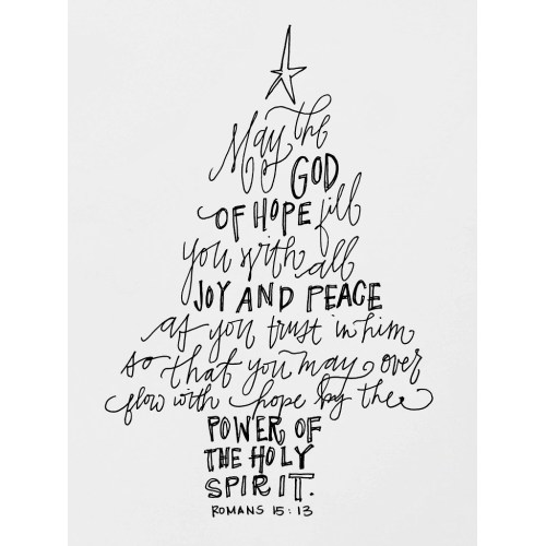 Medium Crop Of Christmas Bible Verse