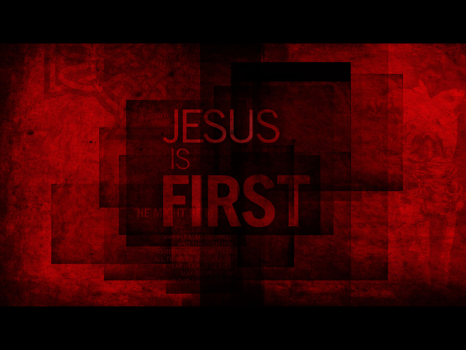 2560x1440 Wallpapers Hd Bible Quotes Jesus Is First Wallpaper 1 Wawasee Bible