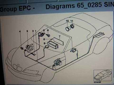 Bmw Z3 Diagram - Wiring Diagram Progresif