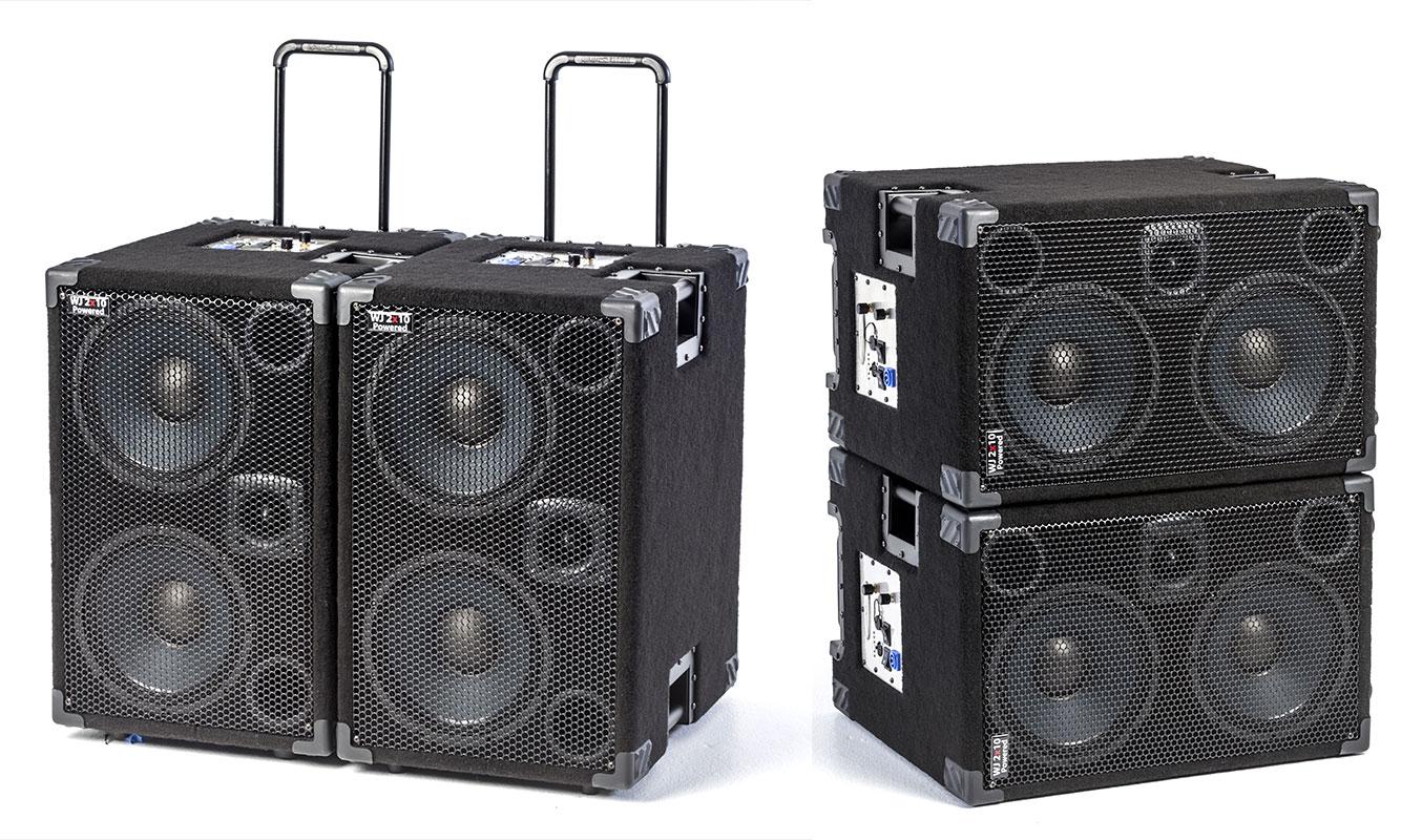 Wayne Jones Audio Hi Powered Hi End Bass Cabinets Hi