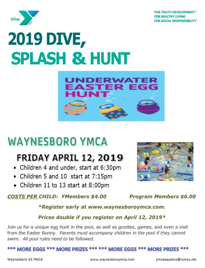 Waynesboro Family YMCA -  Waynesboro Family YMCA