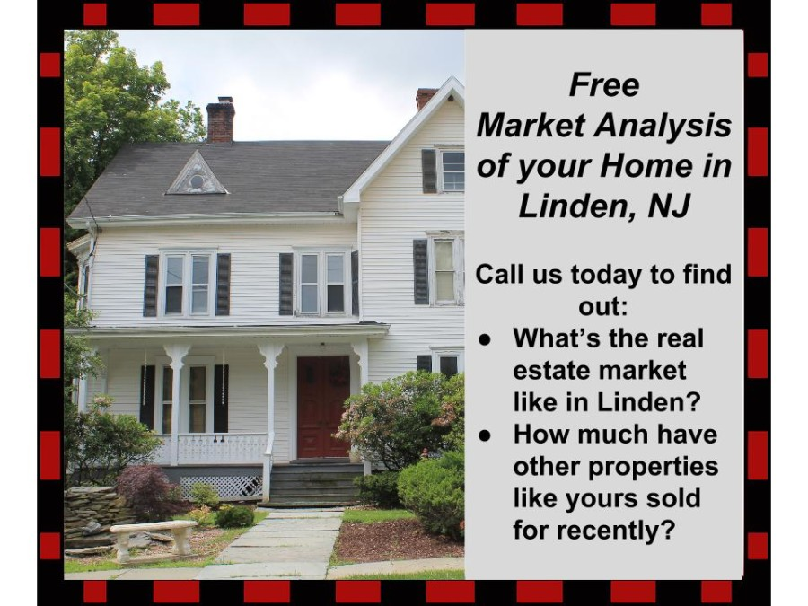 Linden Real Estate info for Home buyers and home sellers Team Zuhl - real estate market analysis