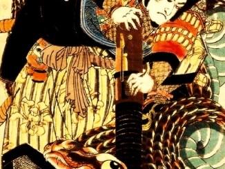 Japanese Ninja Folklore: Tale of The Gallant Jiraiya