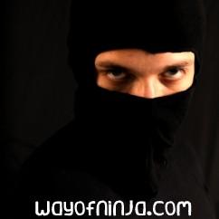 Ninja Staring