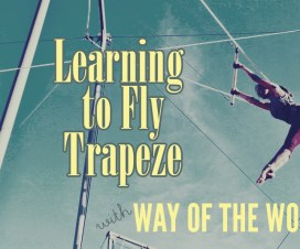 Way of the Wong takes you to Richie Gaona's Trapeze class