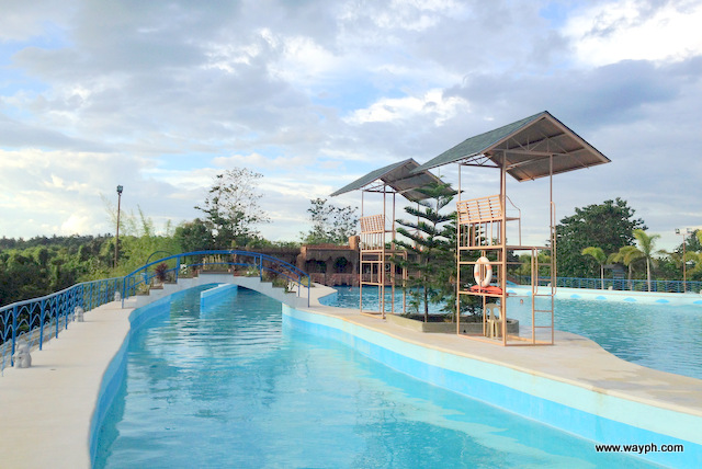 D 39 leonor inland resort in davao city way philippines for Apartelle in davao city with swimming pool
