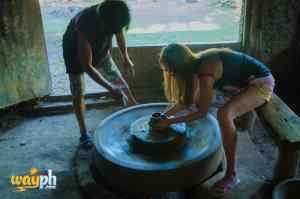 Pot making in vigan