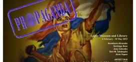 Propaganda exhibition poster