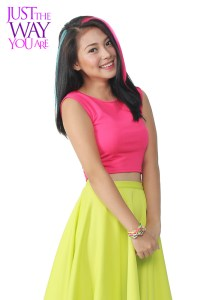 Just the way you are movie-Erin Ocampo