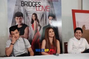 Bridges of Love Finale Presscon with Jericho Rosales Maja Salvador Paulo Avelino Carmina Villaruel