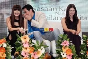 Nasaan Ka Nang Kailangan Kita Thanksgiving Presscon with Vina Christian Denise Jane Jerome Loisa Joshua-DSCF6150