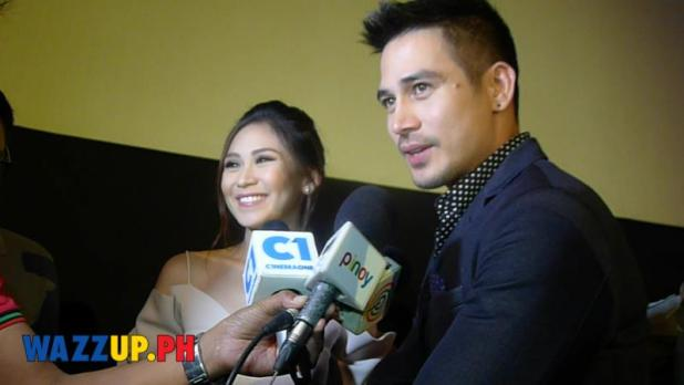 The Breakup Playlist Premiere Night with Sarah Geronimo and Piolo Pascual 6