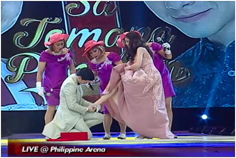 AlDub fans favorite moments from #TamangPanahon - 6