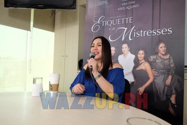 Claudine Barretto Solo Blogcon for the movie Etiquette for Mistresses-0104