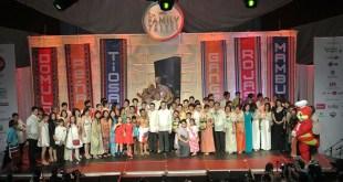 Jolibee 5th Family Values Award Philippines Joseph Tanbuntiong President Blog Blogger Duane Bacon Complete