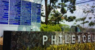 PHILEXCEL Business Park entrance