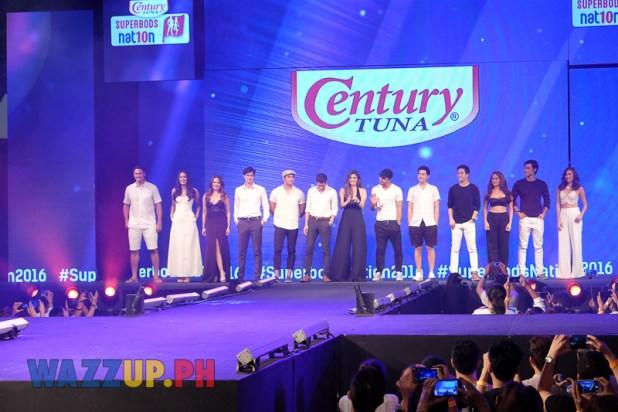 Celeb Endorsers at Century Tuna Superbods Nation 2016-5791