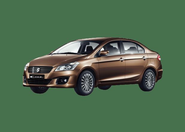 Suzuki Ciaz Front Perspective 1