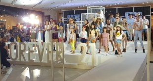 FOREVER 21 2016 SUMMER COLLECTION FASHION SHOW