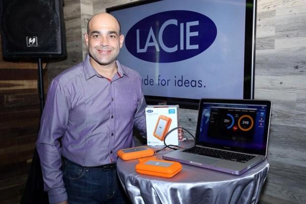 LaCie Rugged RAID Portable Hard Disk Powermac 3