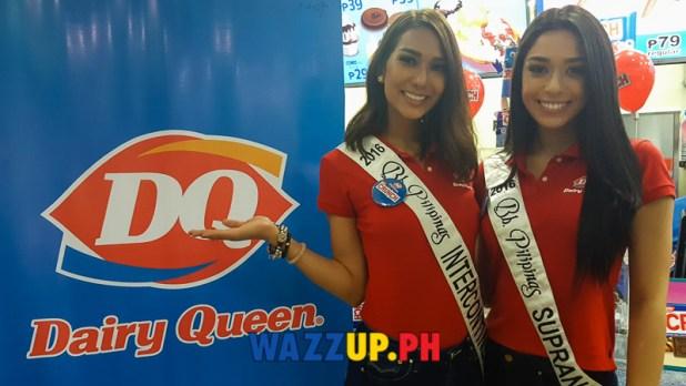 Diary Queen Blizzard Flavor of the Month Nestle Crunch with Bb Pilipinas 2016 Joanna Eden Jennifer Hammond-145430
