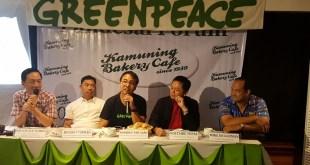 greenpeace pandesal forum solar energy challenge