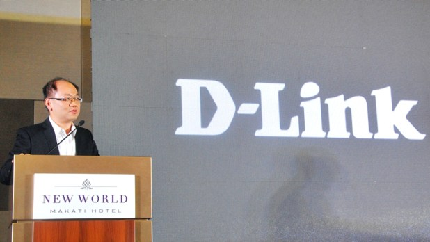 D-Link International President Jacky Chang talks about D-Link's 30 years in the I.T. Network Solutions Industry and their strong commitment in providing Filipinos competent and effective network products and solutions catering to retail consumers and small to medium enterprises.