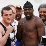 Denis Lebedev v Guillermo Jones - Weigh-In