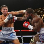 Photos Golovkin - Stevens