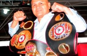 Rosendo regains his belts