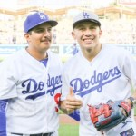 Super Champion Gennady Golovkin tried luck in baseball