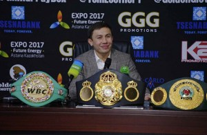 GGG-mania takes over Kazakhstan