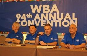 Instalada sesiones de trabajo del Directorio en 94° Convención AMB