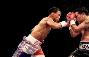 Concepcion turned the tables on Marquez last night, decisively, impressively, and especially pugilistically. (Photo: Courtesy)