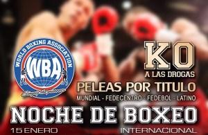 "Festival AMB ""KO a las Drogas"" en El Salvador"